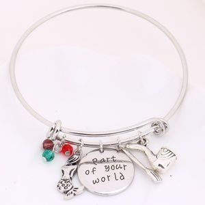 Part Of Your World Bracelet